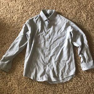 Men's Versace Dress Shirt 16 1/2 neck 33-34 sleeve
